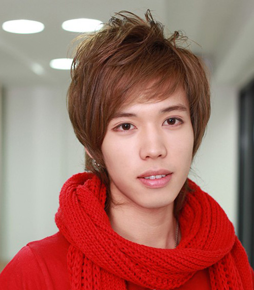 Korean guys hairstyles 2012 / Asian Hairstyles