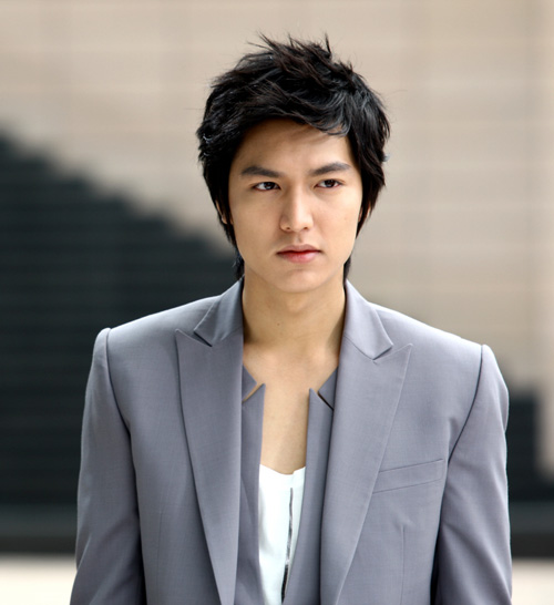 Modern korean hairstyle for men