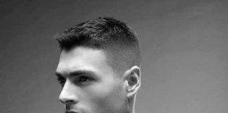 Short trendy haircuts for men 2013