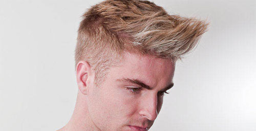 Unique short haircuts for men
