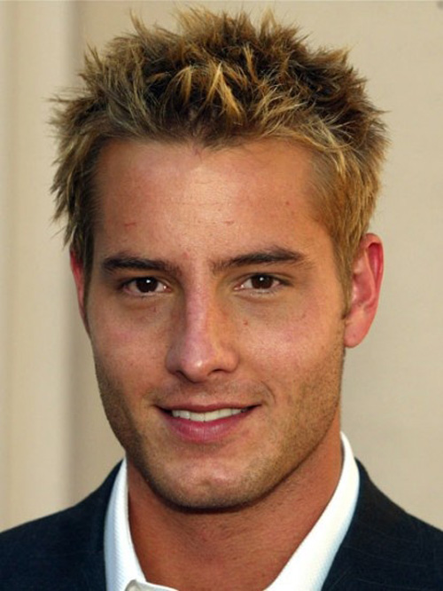 Men's Short Hairstyles 2014
