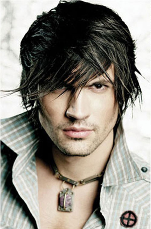 Cool hairstyles for men straight hair
