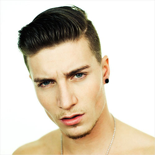 Innovative Hairstyle For Men On Pinterest  Undercut Hairstyles Hairstyle
