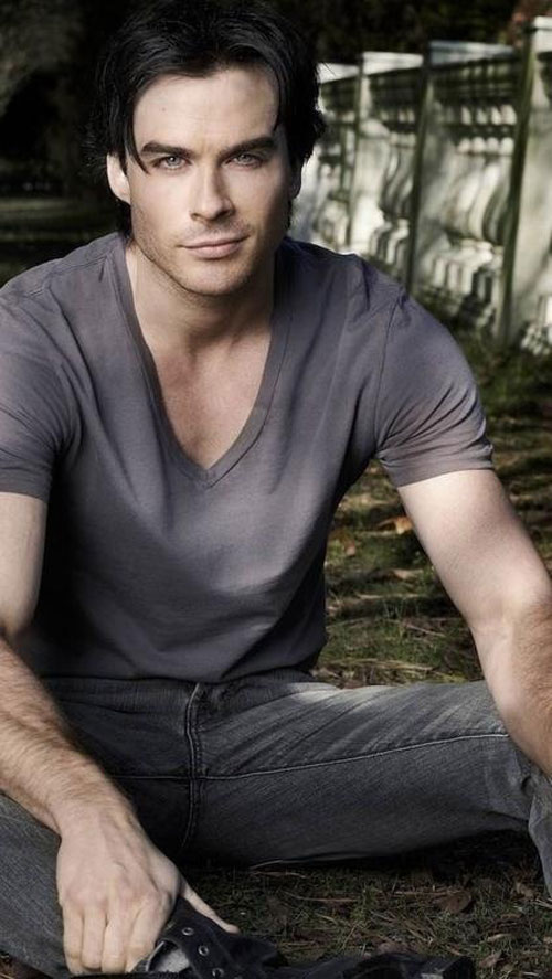Ian-somerhalder-medium-hairstyle