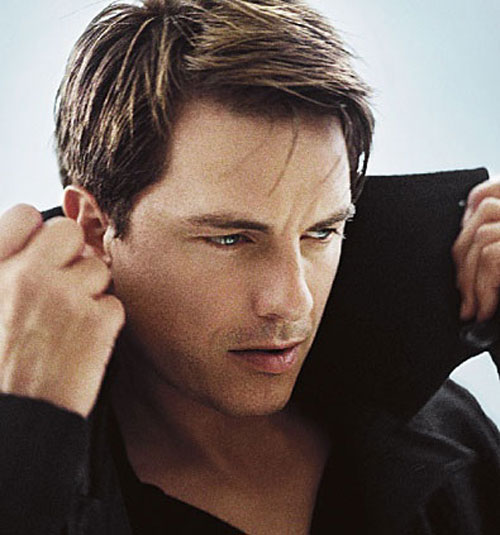John Barrowman hairstyle