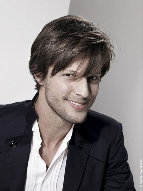 Men's Medium Length Hairstyles 2013
