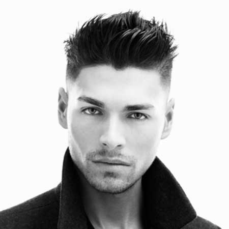 Swell Image From S Damiandazz Files Wordpress Com 2013 11 Men Short Hairstyles Gunalazisus