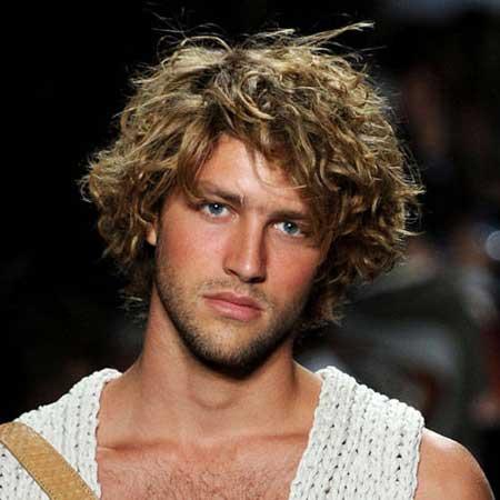 Astonishing 7 Best Mens Curly Hairstyles Mens Hairstyles 2016 Short Hairstyles Gunalazisus