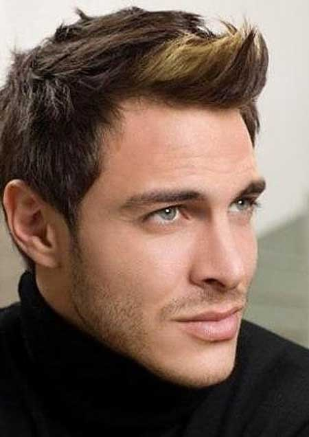 mens short haircuts for 2012 2013 mens hairstyles 2018. Black Bedroom Furniture Sets. Home Design Ideas