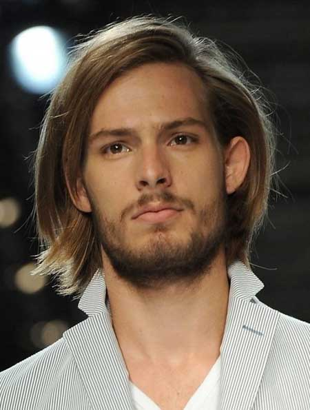 Swell Pictures Of Mens Long Hairstyles Mens Hairstyles 2016 Short Hairstyles Gunalazisus