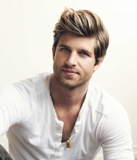Mens dark blonde hairstyles
