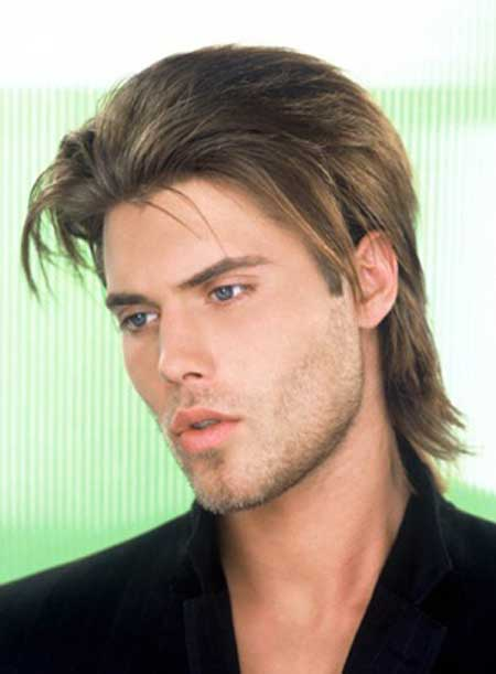 Mens medium straight hairstyles