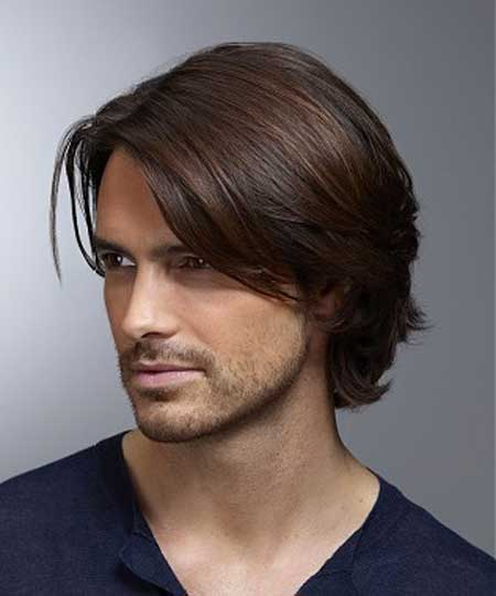 Now Fashions 2015: Straight hairstyles for men 2013