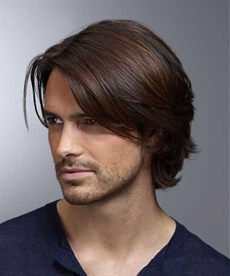Wondrous 7 Best Mens Medium Length Hairstyles Mens Hairstyles 2016 Short Hairstyles For Black Women Fulllsitofus