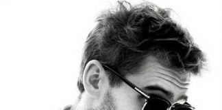 Trendy messy hairstyles men