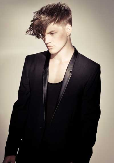 Trendy hairstyles summer 2013 men