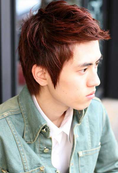 Trendy Asian hairstyles for men