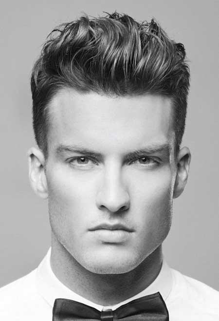 Trendy hairstyles spring 2013 men