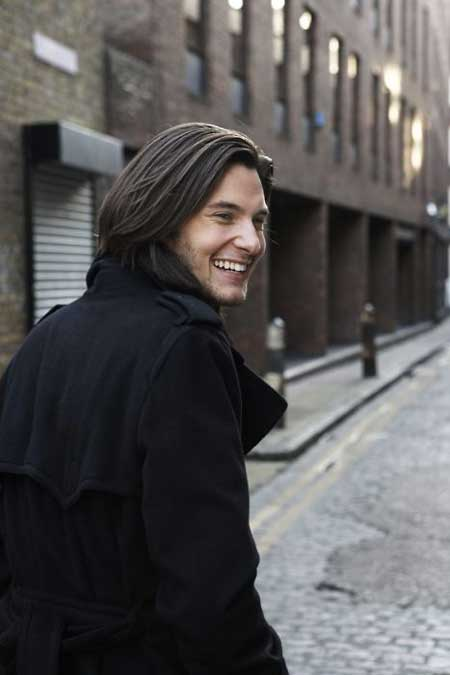 Trendy mens long hairstyles
