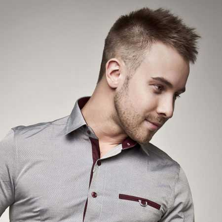 Undercut hairstyle for men 2013
