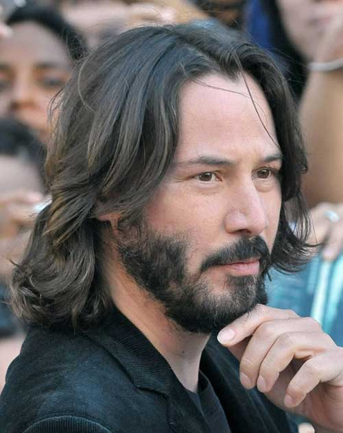 Cool long hairstyles for men Men long hairstyles 2013 Men long wavy ...