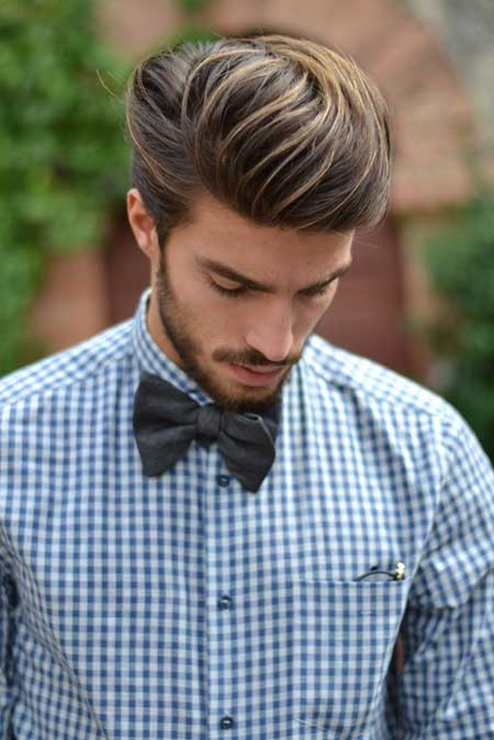 Best hair style for men