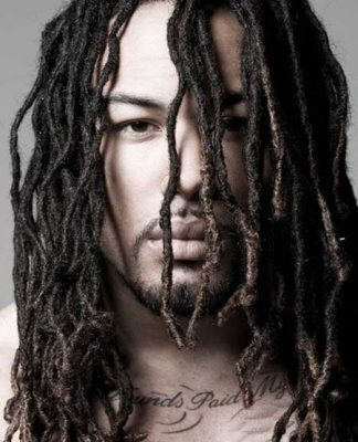 Cool hairstyles for black men with long hair