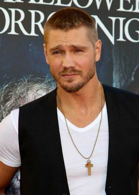 Chad Michael Murray short haircuts