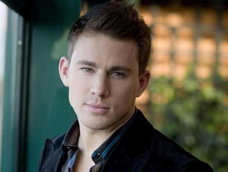 Channing Tatum haircut 2013