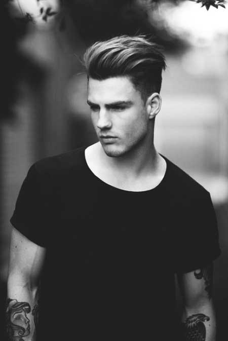 Cool hair cut for men