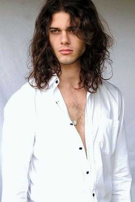 Pleasant 15 Best Men Long Hair 2013 Mens Hairstyles 2016 Hairstyle Inspiration Daily Dogsangcom
