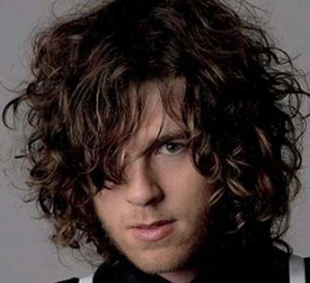 Phenomenal Curly Hairstyles For Men 2013 Mens Hairstyles 2016 Short Hairstyles Gunalazisus