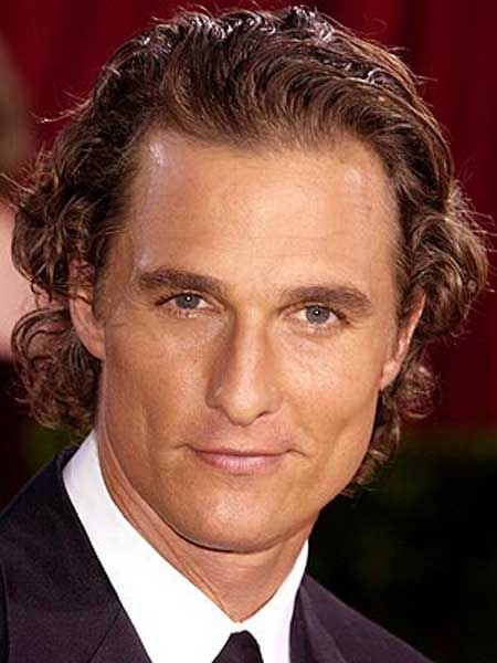Celebrity Hairstyles Men Mens