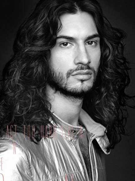 15 Best Men Long Hair 2013