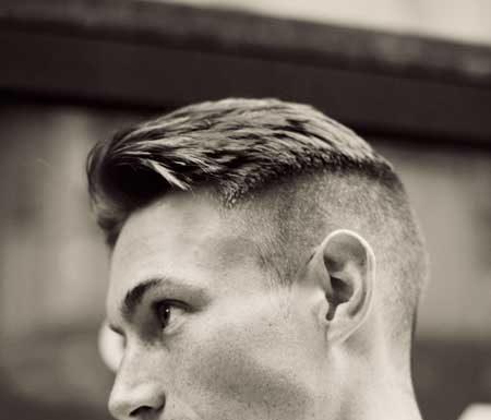 Mens undercut hairstyles 2013