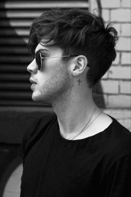 Cool hairstyles for men medium hair