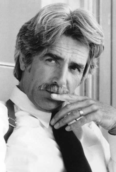 Sam Elliott hairstyle