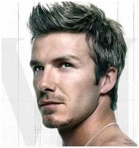 Cool Latest Mens Short Hairstyles Mens Hairstyles 2016 Short Hairstyles Gunalazisus