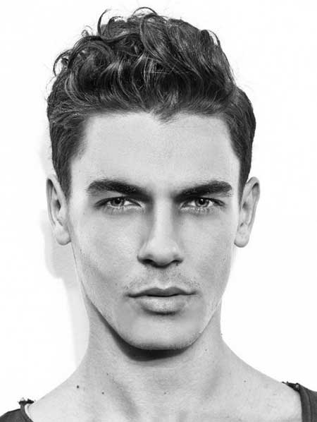 Pleasant New Curly Hairstyles For Men 2013 Mens Hairstyles 2016 Hairstyles For Women Draintrainus