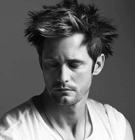 Best messy hairstyles men