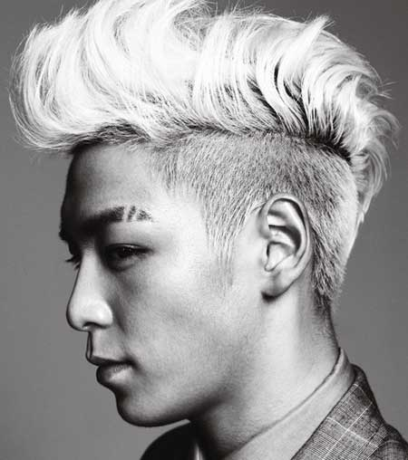 Bigbang top high cut 2013