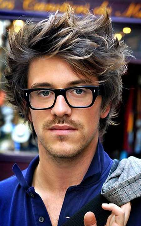 Cool trendy hairstyles for men