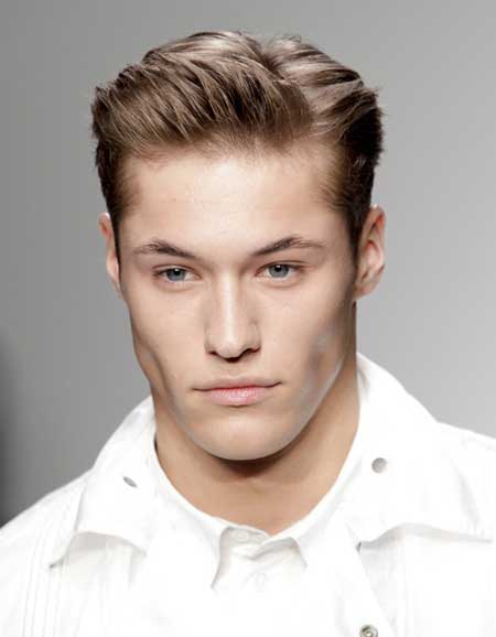 Latest trendy men hairstyles