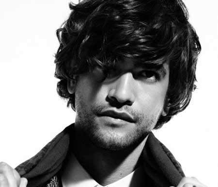 Medium length layered haircuts for men