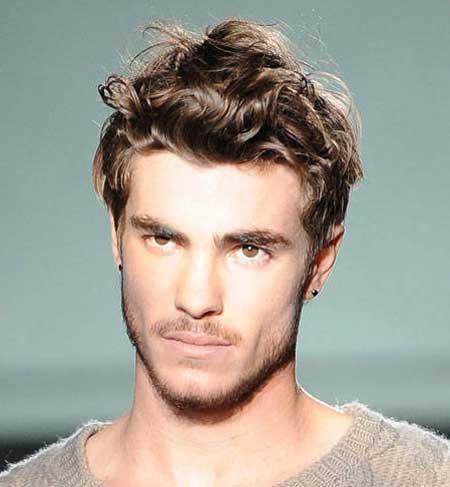 Miraculous Mens Medium Length Haircuts 2013 Mens Hairstyles 2016 Short Hairstyles Gunalazisus