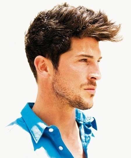Strange Trendy Men Haircuts 2013 Mens Hairstyles 2016 Short Hairstyles Gunalazisus