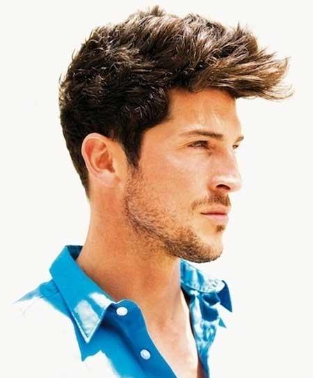 Remarkable Trendy Men Haircuts 2013 Mens Hairstyles 2016 Short Hairstyles Gunalazisus
