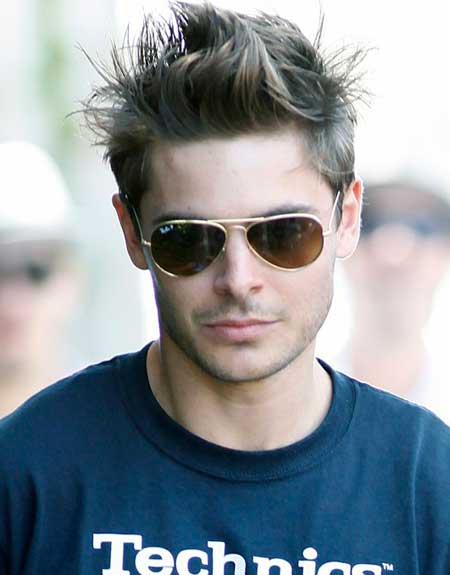 Astonishing Men39S Messy Hairstyles 2013 Mens Hairstyles 2016 Hairstyle Inspiration Daily Dogsangcom