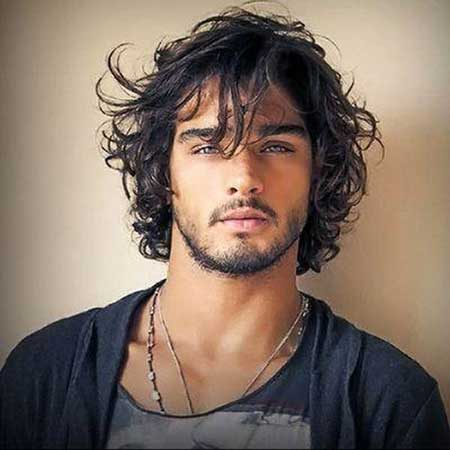 Swell New Curly Hairstyles For Men 2013 Mens Hairstyles 2016 Short Hairstyles Gunalazisus