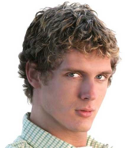 Super New Curly Hairstyles For Men 2013 Mens Hairstyles 2016 Short Hairstyles Gunalazisus